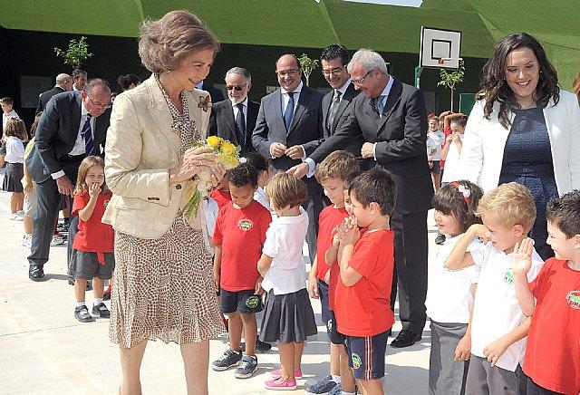 Valcárcel insta a la comunidad educativa a fomentar un ambiente de respeto y convivencia - 4, Foto 4