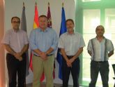 Colaboración municipal con las organizaciones de mineralogía de la Región de Murcia