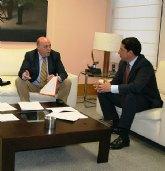 Obras Públicas recibe las primeras propuestas municipales para la revisión de la ley del suelo del Ayuntamiento de Mula