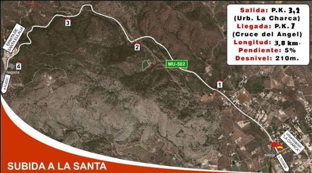 La 28º edición del Rally Subida a Santa tendrá lugar los próximos 27, 28 y 29 de septiembre, Foto 2