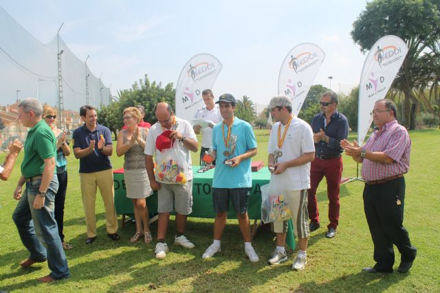 Exito del golf murciano en el campeonato Feddi 2013 - 1, Foto 1