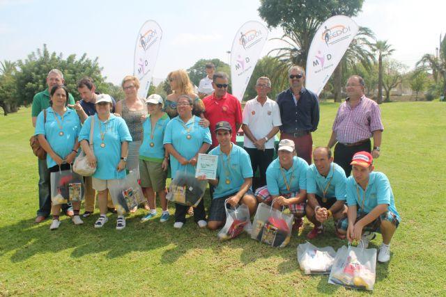 Exito del golf murciano en el campeonato Feddi 2013 - 2, Foto 2