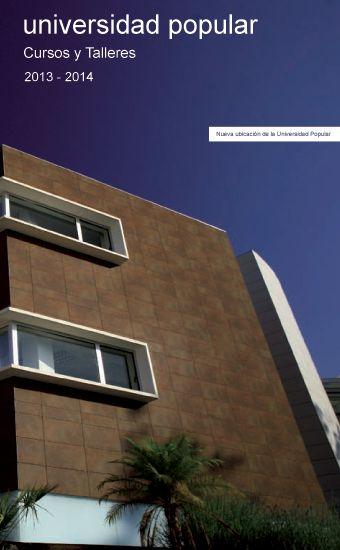La Universidad Popular abre el plazo de matriculación de sus cursos y talleres este lunes 23 de septiembre, Foto 1
