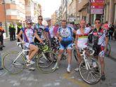 La vuelta ciclista 'ciudad de La Unión' celebra el domingo sus bodas de plata
