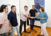 La alcaldesa anuncia el inicio inminente de los trabajos del Tramontana en Navantia