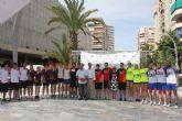 Murcia celebra el cumpleaños de Aspanpal con un duelo deportivo solidario