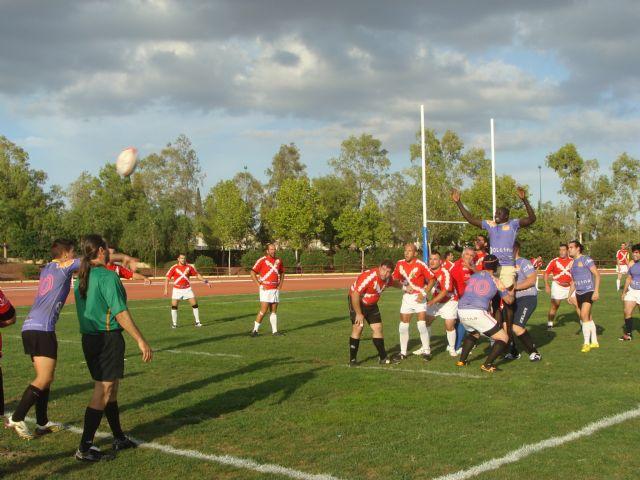 El Club Rugby Lorca se impone a Totana y a Puerto Lumbreras en el Torneo de los Juegos del Guadalentín, Foto 1