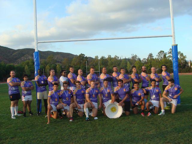 El Club Rugby Lorca se impone a Totana y a Puerto Lumbreras en el Torneo de los Juegos del Guadalentín, Foto 2