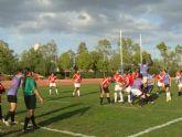 El Club Rugby Lorca se impone a Totana y a Puerto Lumbreras en el Torneo de los Juegos del Guadalentín