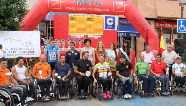 El IV Trofeo Internacional de Ciclismo Adaptado congrega a los campeones de España de esta modalidad deportiva en Puerto Lumbreras - 1, Foto 1