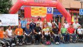 El IV Trofeo Internacional de Ciclismo Adaptado congrega a los campeones de España de esta modalidad deportiva en Puerto Lumbreras