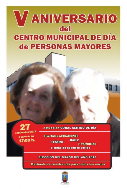 El Centro de Día de Personas Mayores abre desde hoy el plazo de inscripción para sus talleres, Foto 1