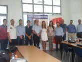 AJE Guadalentín celebra su reunión de junta directiva en las instalaciones del Centro de Desarrollo Local de Totana