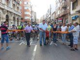 Brillante prueba ciclista Ciudad de La Unión 2013