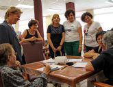 La Comisión Especial de Discapacidad de la Asamblea Regional conoce las nuevas instalaciones y analiza los servicios que se prestan en Puerto Lumbreras para atender a personas con discapacidad