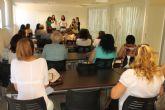 Arranca el curso de �auxiliar socio sanitario� impartido por FADEMUR