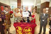 958, número premiado en el sorteo extraordinario de Carthagineses y Romanos de la Fundación Casa del Niño