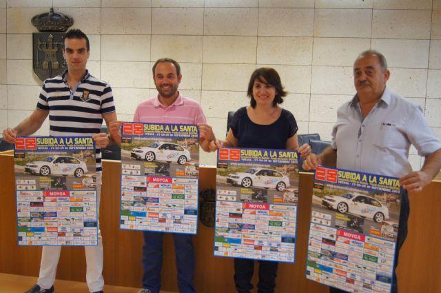 El XXVIII Rally Subida a La Santa de Totana se celebra este fin de semana, Foto 2
