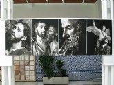 La Asamblea acoge una exposición sobre la obra de Salzillo