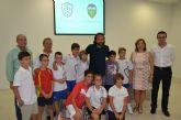 La EFB Pinatar suscribe un convenio con el Valencia CF para la formación de sus jugadores
