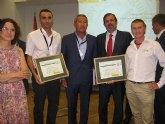 La Fundación Biodiversidad premia las iniciativas de dos chiringuitos de San Pedro del Pinatar para preservar el litoral