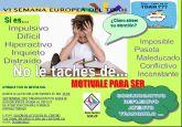 VI Semana Europea TDAH en Alcantarilla