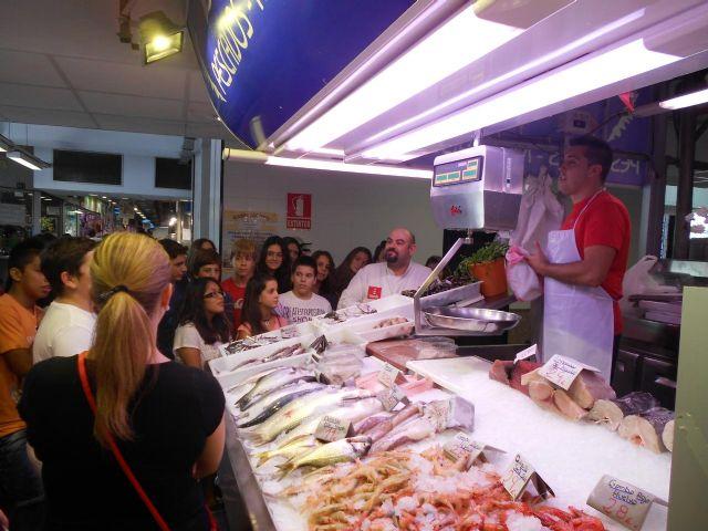 Los más jóvenes aprenden a hacer la compra y a cocinar - 1, Foto 1