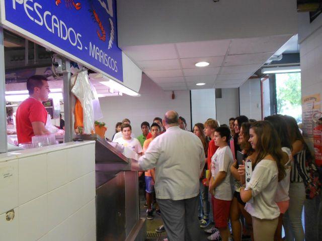 Los más jóvenes aprenden a hacer la compra y a cocinar - 2, Foto 2