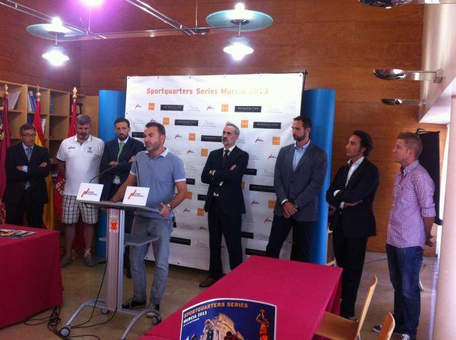 La II edición del torneo de baloncesto Sportquarters enfrenta al UCAM Murcia, Unicaja Málaga, Valencia Basket Club y Estudiantes - 1, Foto 1
