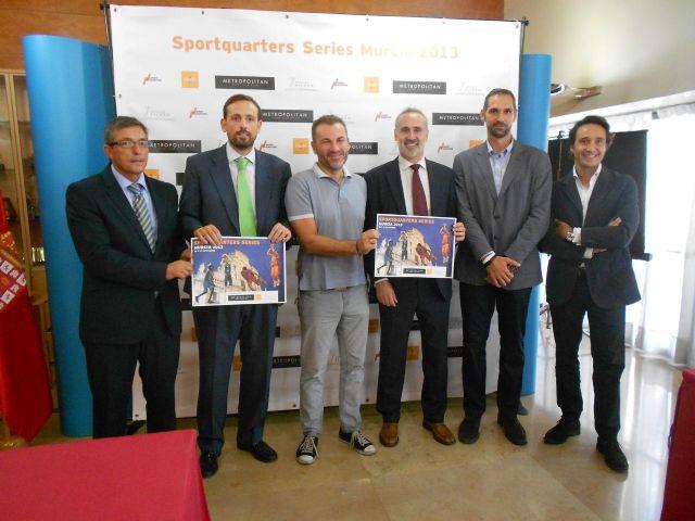 La II edición del torneo de baloncesto Sportquarters enfrenta al UCAM Murcia, Unicaja Málaga, Valencia Basket Club y Estudiantes - 2, Foto 2