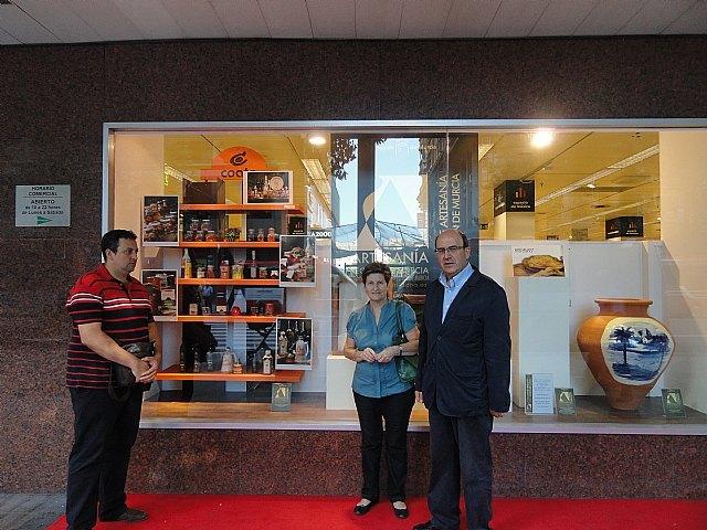 Los productos ecológicos y artesanos de COATO en el escaparate de El Corte Inglés de Murcia, Foto 2