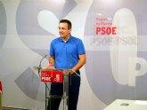 El PSOE de Alhama pide al ayuntamiento que