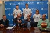 Tres estudiantes de la UPCT juegan esta temporada en el Club Basket Cartagena
