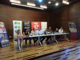 Presentada la programación de las fiestas de La Unión 2013