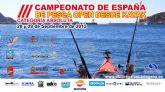 Más de medio centenar de palistas soltarán sus cañas de pesca en las aguas cartageneras