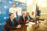 El convenio de la UPCT y el Club Basket Cartagena permitirá a los estudiantes compatibilizar formación y deporte