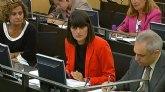 El PP vota en el Congreso en contra del soterramiento de las vías del AVE en Murcia