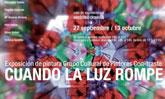 Con-traste inaugura mañana la muestra Cuando la luz rompe en la sala de exposiciones Gregorio Cebrián