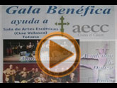 Alma llanera organiza una gala benéfica a beneficio de la aecc, que tendrá lugar este sábado 28 de septiembre en el Cine Velasco