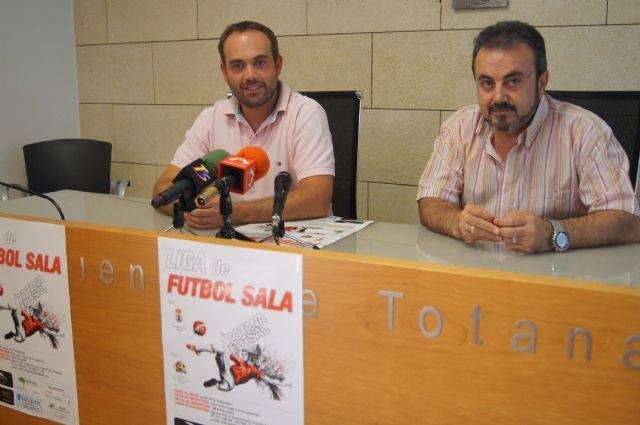 Se amplia hasta el 4 de octubre el plazo de inscripción en la Liga Local de Fútbol Sala, Foto 3