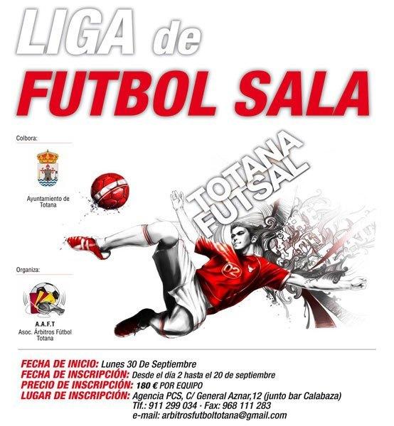 Se amplia hasta el 4 de octubre el plazo de inscripción en la Liga Local de Fútbol Sala, Foto 4