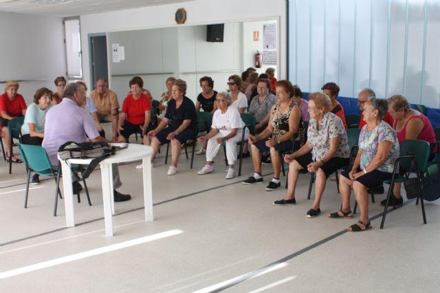 Taller de relajación para mayores en Torre-Pacheco - 1, Foto 1