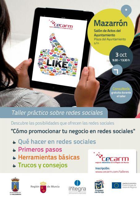Curso gratuito sobre 'cómo promocionar tu negocio en redes sociales', Foto 1