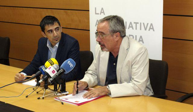 UPyD defiende el Trasvase en Murcia y en Castilla La Mancha porque somos un partido de implantación nacional - 1, Foto 1