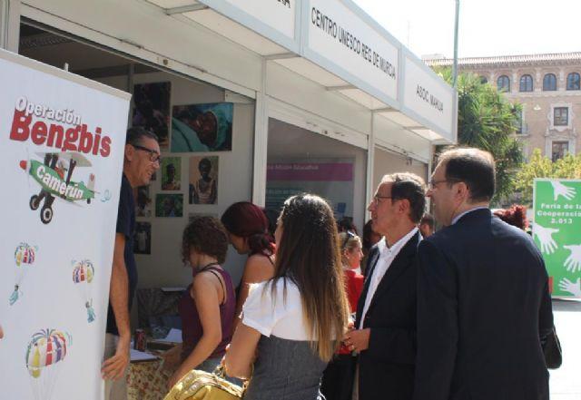 26 ONGs muestran a los murcianos la labor de solidaridad que realizan en los países más desfavorecidos - 2, Foto 2