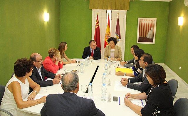 La Comunidad y Puerto Lumbreras impulsan proyectos para reforzar el desarrollo y crecimiento del municipio - 2, Foto 2