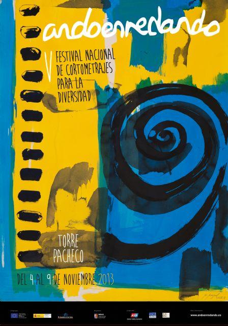 Presentación oficial de la V edición del festival nacional de cortometrajes para la diversidad Andoenredando - 1, Foto 1