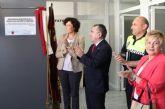 El consejero de Presidencia y la Alcaldesa inauguran las nuevas dependencias de la Policía Local de Puerto Lumbreras