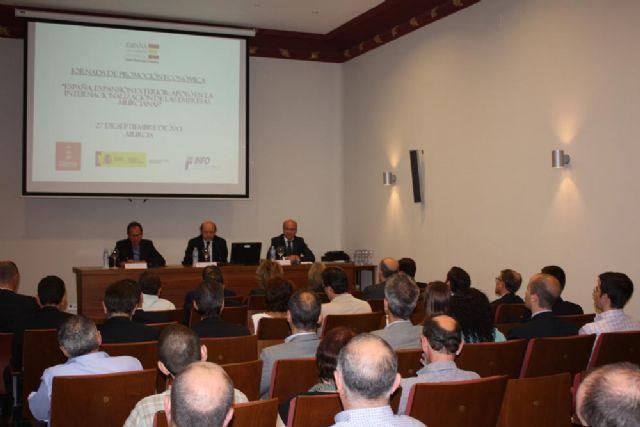 Cámara anima a los empresarios a seguir abriendo mercados en el exterior para continuar creando riqueza en Murcia - 2, Foto 2
