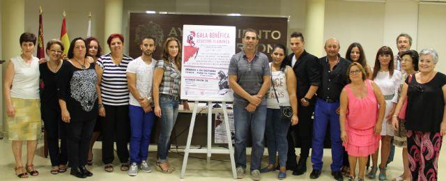Festejos programa una gala ecuestre – flamenca a beneficio de Cáritas de Mazarrón y Puerto, Foto 2